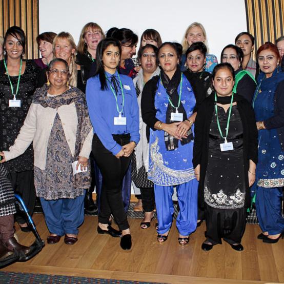 Women of the Sikh Sanjog